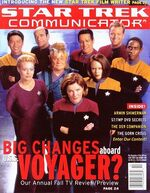 Communicator issue 130 cover