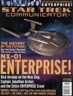 Communicator issue 134 cover