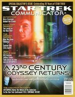 Communicator issue 136 cover