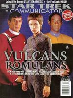 Communicator issue 137 cover