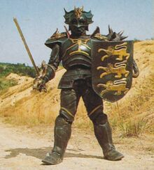 MMPR Knasty Knight