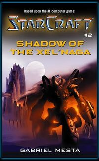 ShadowXel&#39;naga Nov Cover1