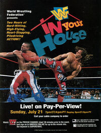 In Your House 9 Poster