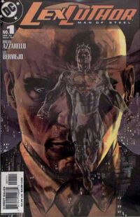 Lex Luthor Man of Steel 1
