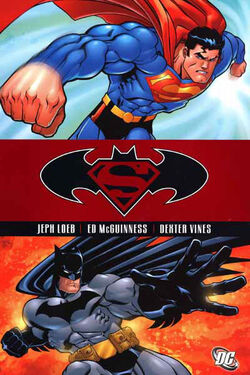 Superman Batman Public Enemies TP