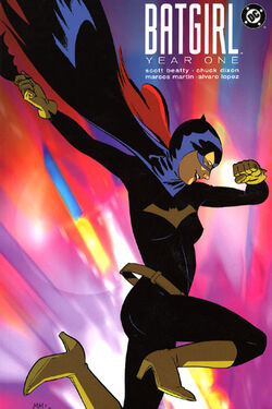 Batgirl Year One TP