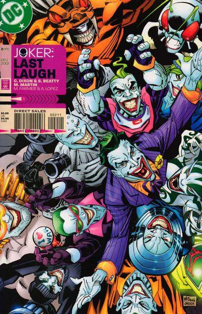 Joker: Last Laugh Vol 1 2 - DC Comics Database