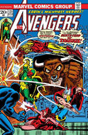 Avengers Vol 1 121