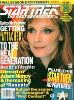TNG Official Magazine issue 28 cover