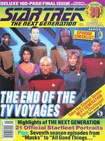 TNG Official Magazine issue 30 cover