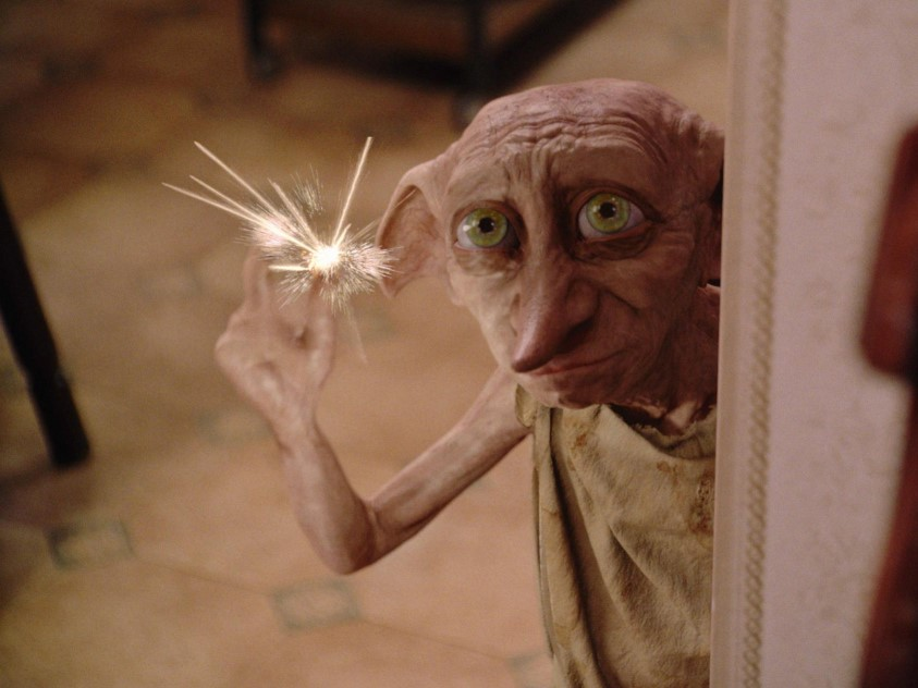 Dobby The Elf From Harry Potter