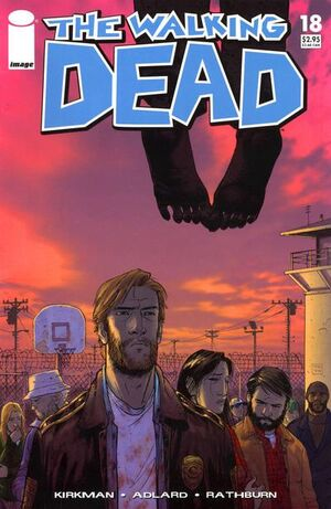 The Walking Dead Vol 1 18
