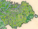 Map Venore