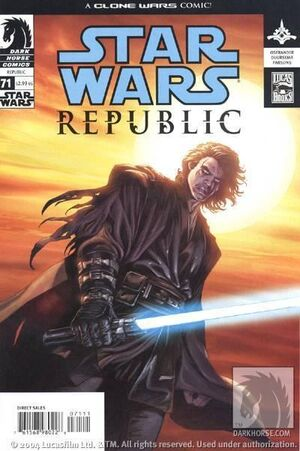 Star Wars Republic Vol 1 71
