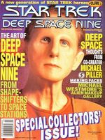 DS9 magazine issue 3 cover