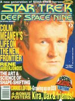 DS9 magazine issue 5 cover