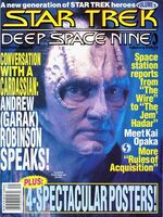DS9 magazine issue 9 cover