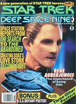 DS9 magazine issue 10 cover