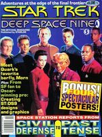 DS9 magazine issue 11 cover