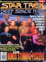 DS9 magazine issue 18 cover
