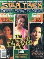 DS9 magazine issue 20 cover