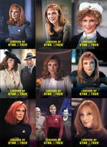 Legends of Star Trek - Crusher