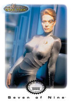 Seven of Nine expansion card S4