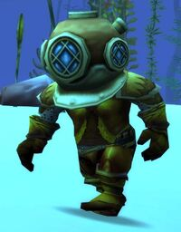 Deeprun Diver