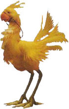 Chocobo ffx-2