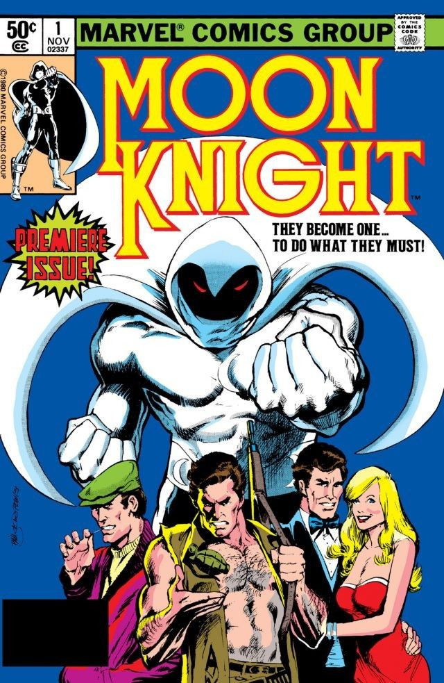 Classic Comic Covers - Page 3 Moon_Knight_Vol_1_1