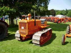 Allis Chalmers crawler type M