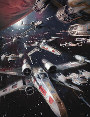 Battle of Yavin SWM