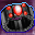 Dark Ruby Ring Icon