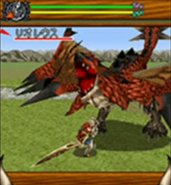 MONSTER HUNTER I