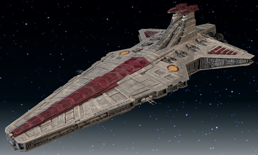 Military Forces Venator_clonewars
