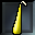 Yellow Taper Icon