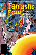 Fantastic Four Vol 1 316