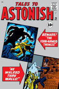 Tales to Astonish Vol 1 26