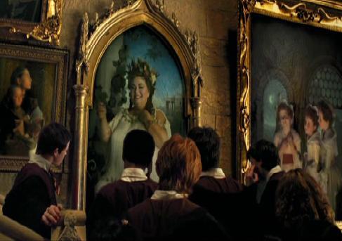 Projet: Décor Harry Potter pour Hall d'entrée Fat_Lady