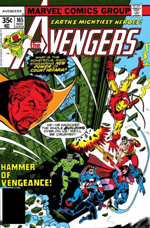 Avengers Vol 1 165