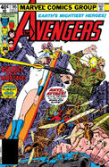 Avengers Vol 1 195