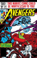 Avengers Vol 1 199