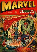 Marvel Mystery Comics Vol 1 50
