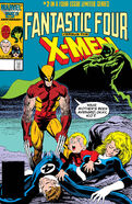Fantastic Four vs. the X-Men Vol 1 2