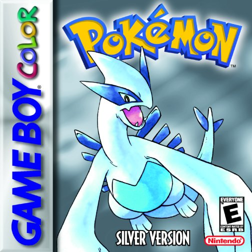 Aporte: Todos los juegos de Pokémon de GB y GBA en español! Car%C3%A1tula_de_Pok%C3%A9mon_Plata_EN