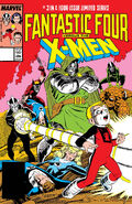 Fantastic Four vs. the X-Men Vol 1 3