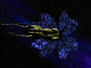Vorlon transport