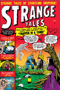 Strange Tales Vol 1 2