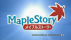 Maplestory animelogo