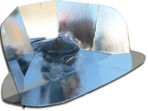 cocina solar portatil